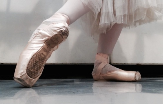Getting to the 'Pointe' – A Ballet of Life